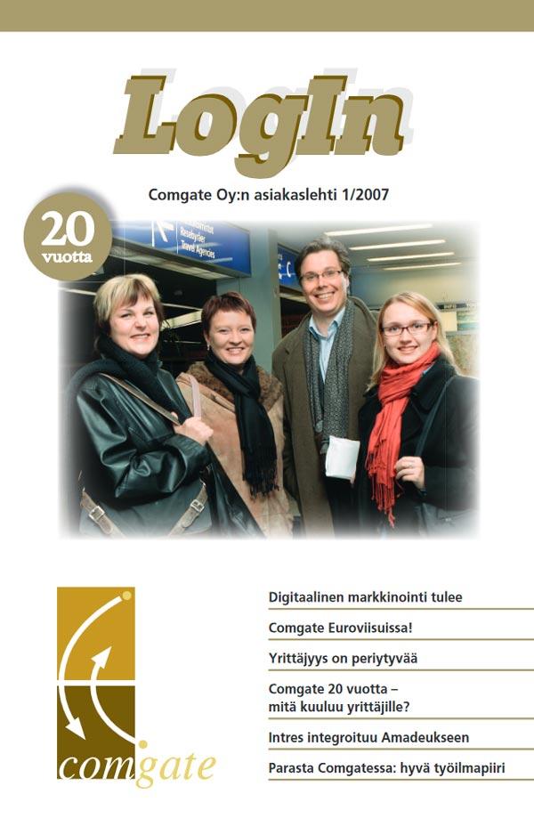 Login-lehti 2007