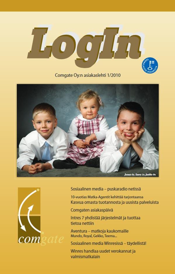 Login-lehti 2010