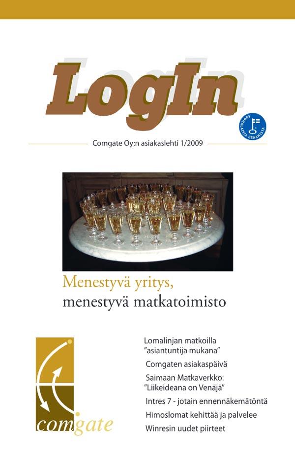 Login-lehti 2009